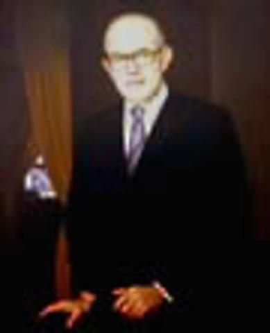Presidente de la República de Colombia: Alfonso López Michelsen