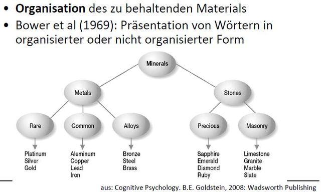 Organisationseffekt, Russel und Jenkins