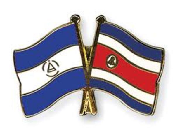 MISIÓN BUENOS OFICIOS A COSTA RICA Y NICARAGUA