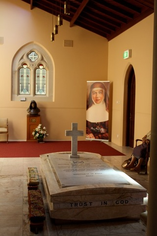 Mary passes away