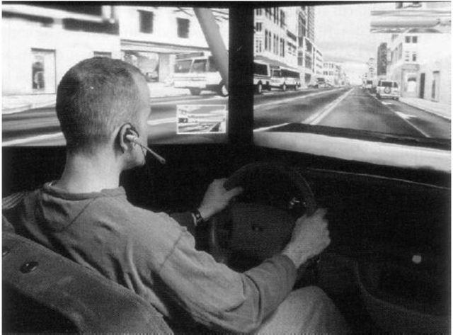 Doppeltätigkeit: Fahren + Telefonieren, Skyler + Johnston