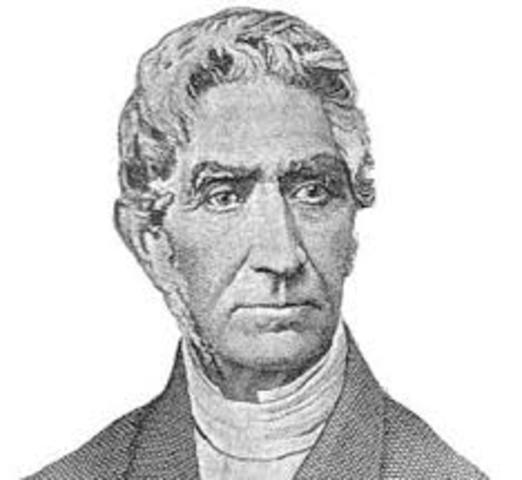 Lambert Adolphe Jacques Quetelet (1796-1874). Belgica.