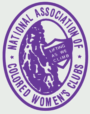 """National Association of Colored Women's Clubs as a Merger Between National Federation of African-American Women and National League of Colored Women in Washington, D.C., with the Motto, """"Lifting as we climb"""""""