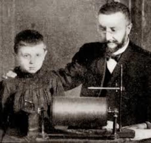 Alfred Binet (1857-1911). Francia.