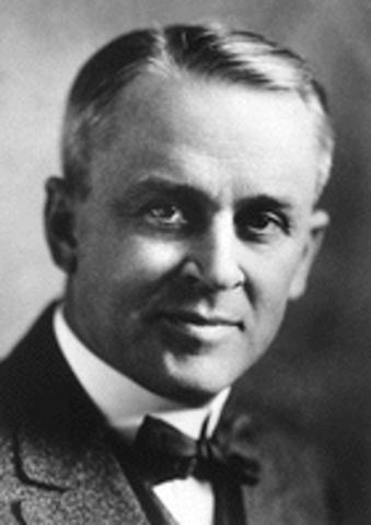 Robert Andrew Milikan (America)