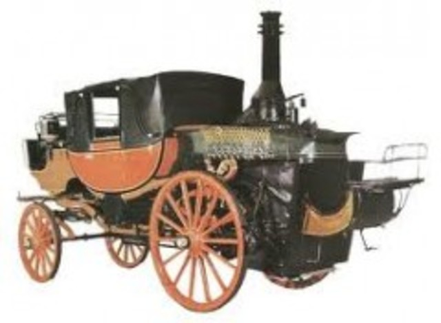 Automovil con mas espacio. 1840