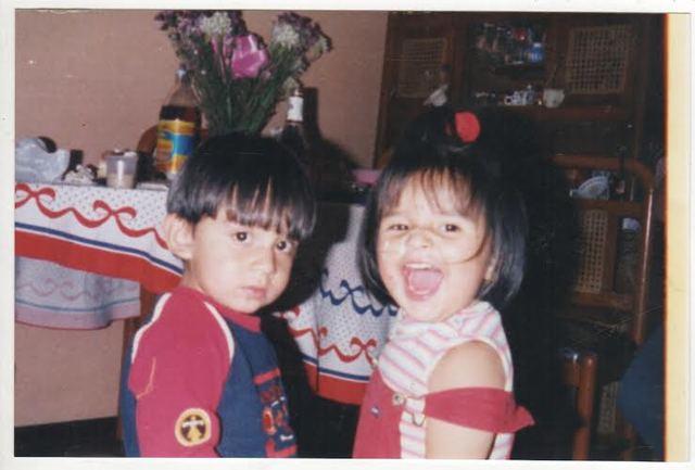 Cumpleaños de mi hermanastro