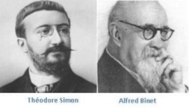 Alfred Binet - Theodore Simon