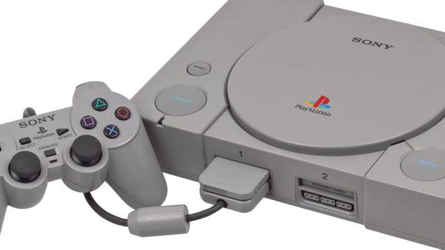 primera consola de playstation