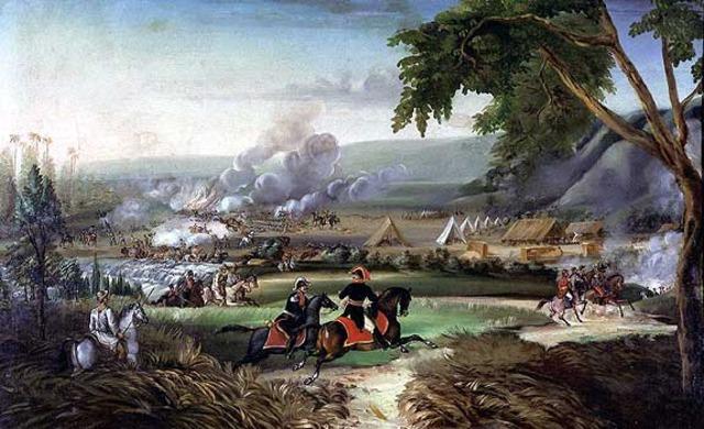 La Patria Boba (1810-1816)