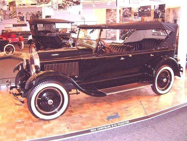Automovil CHRYSLER.1924