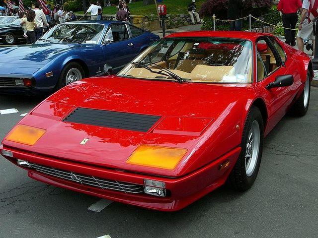 """Automovil """"K"""".1981"""