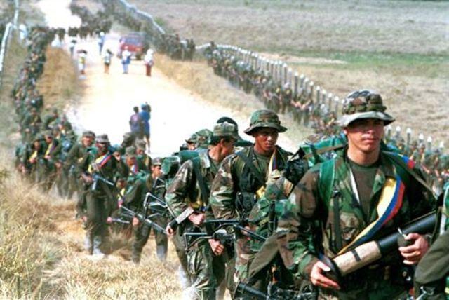 conflicto armado interno colombia