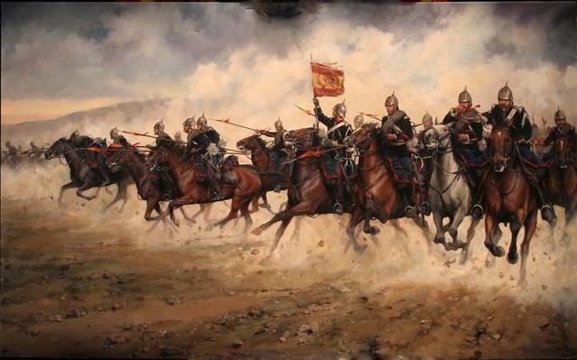 La primera victoria de España.