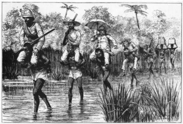 tratado internacional prohibe el trafico de esclavos.