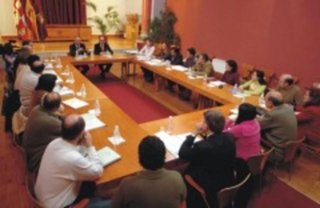 Reunión en Founex (Suiza)