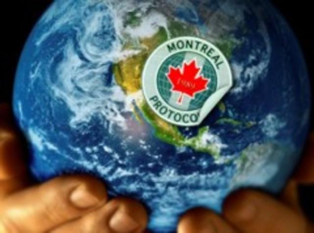 El Protocolo de Montreal (Montreal, Canadá)