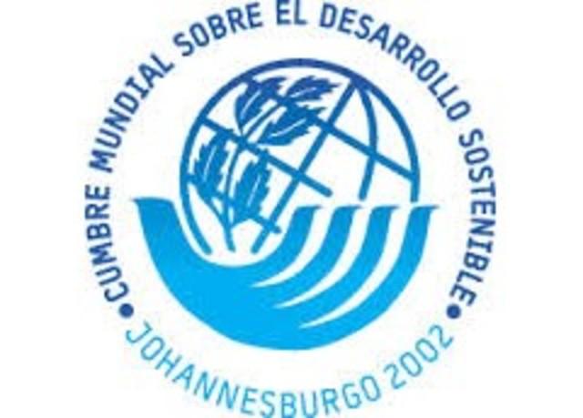 """Conferencia Mundial sobre Desarrollo Sostenible """"Río +10"""" (Johannesburgo, Sudáfrica)"""