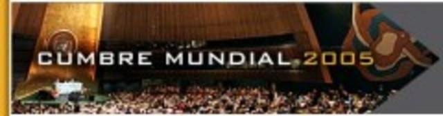 Cumbre Mundial 2005, Nueva York, USA