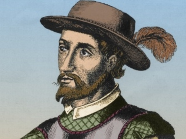 Don Juan Ponce De Leon - Claims the North American Continent for Spain