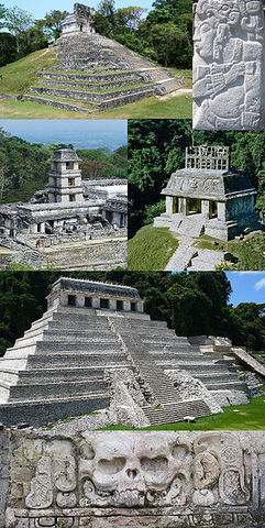 Palenque (zona arqueologica)
