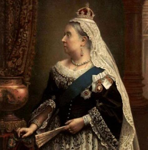 Proclamación de la reina Victoria de Inglaterra como emperatriz de India