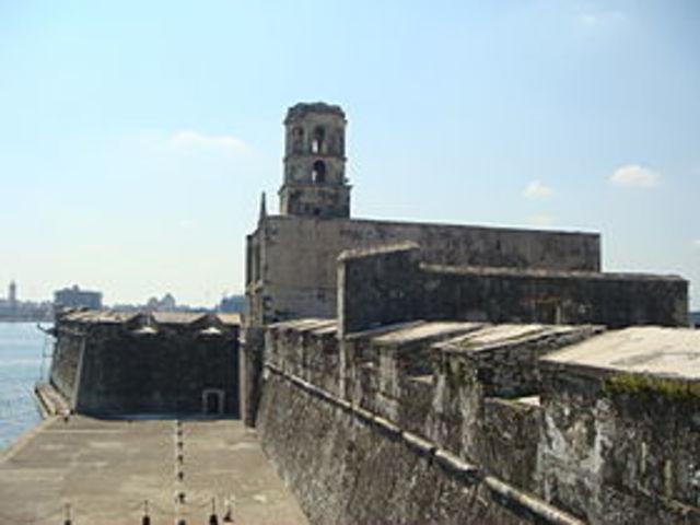 Fuerte San Juan de Ulua