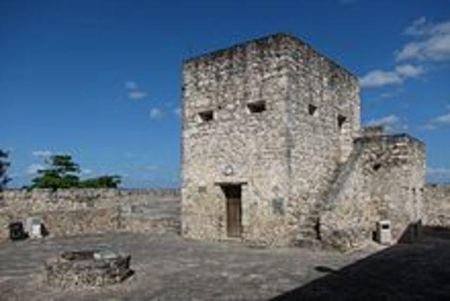 Fuerte de San felipe de Bacalar de Quintana Roo