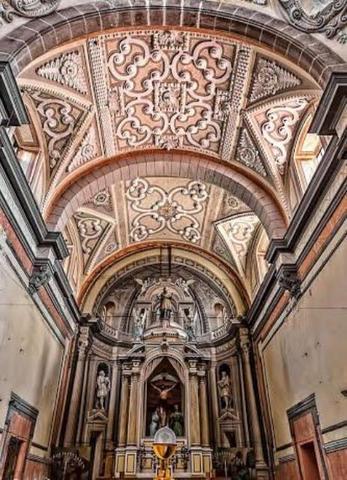 Capilla San Idelfonso Puebla