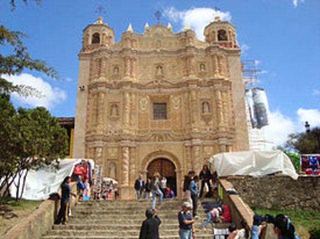 Iglesia de Santo domingo (San Cristobal de las Casas)