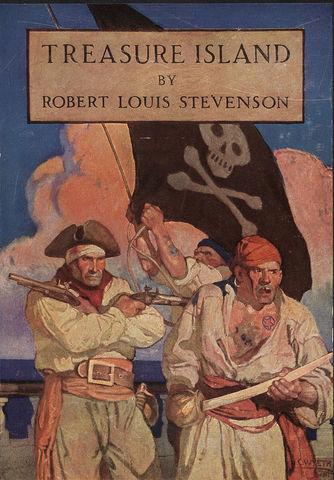 Publicación de la novela La Isla del Tesoro.