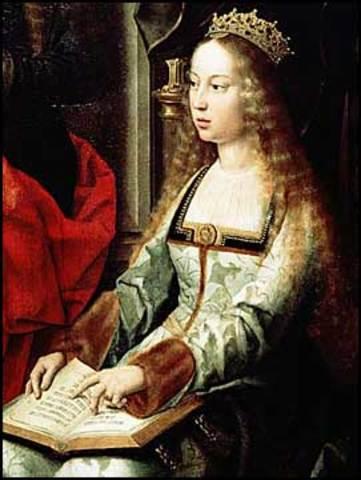 Queen Isabella - Spanish Ruler