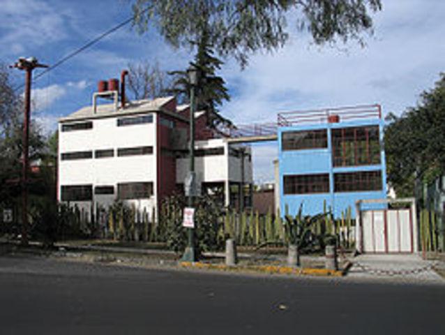 Museo Casa Estudio Rivera Kahlo