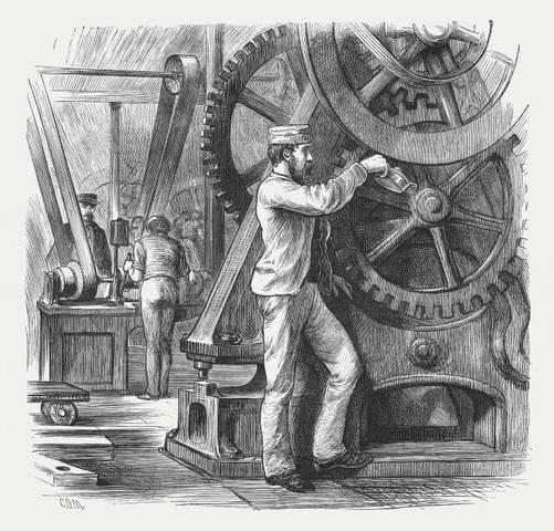 Inicia Segunda Fase de la Revolución Industrial