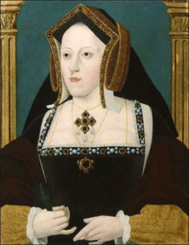 Catherine of Aragon - First Wife of Henry VIII