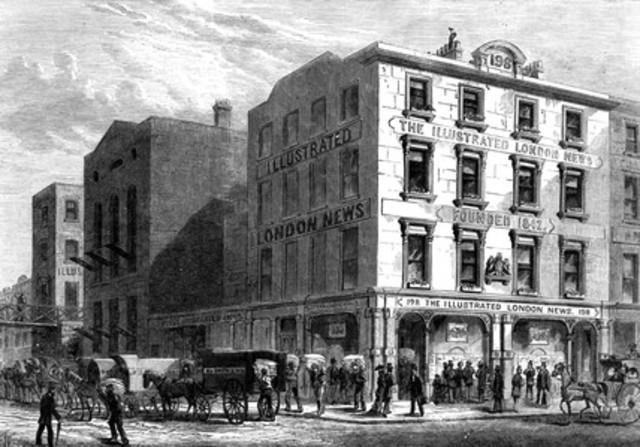 Fundación del Daily Telegraph de Londres