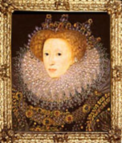 Elizabeth I - Tudor Queen - Daughter of Henry VIII