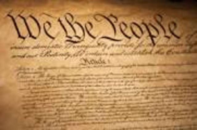 Constitution of the United States of American