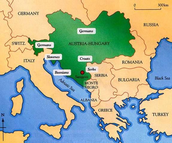 Creación del Imperio Austro Húngaro