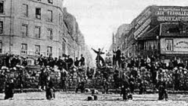Nace la Comuna de París