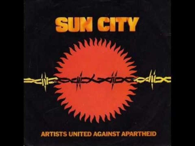 """""""Artists United Against Apartheid"""""""