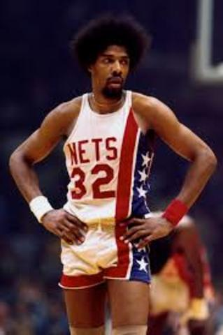 Julius Erving is Traded to New York Which Turns Into ABA's Most Covered Story