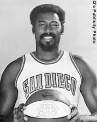 Wilt Chamberlian Becomes San Diego's Player-Coach or Actually Just Coach