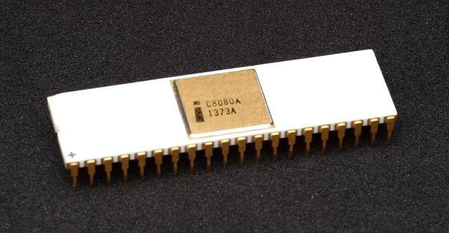 Processador Intel 8080