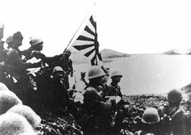 Japanese Occupation of Kiska Island