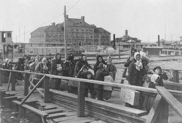 Ellis Island officially opens