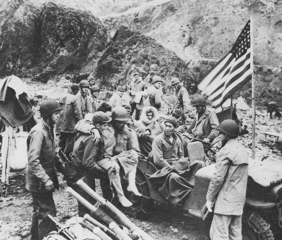 American's Reclaim Attu Island