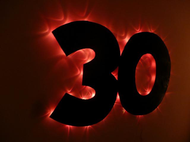 Start of 30s