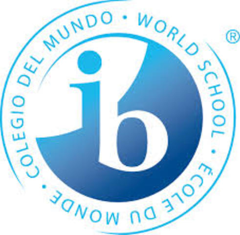 The International Baccalaureate Program is started at Lakewood