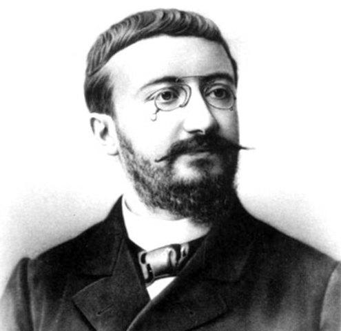 Alfred Binet y Edouard Claparede